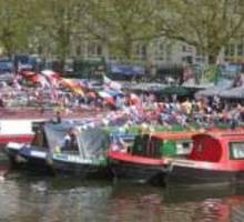 Don't Miss: London's Biggest Canal Festival