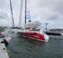 The Transat bakerly 2016 - Plymouth to New York
