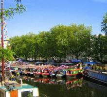 3 Canal Festivals for Spring Bank Holiday 2016