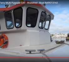 Boatshed Commercial exhibiting at Seaworks 2016