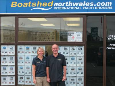 Another new Agent for Boatshed North Wales