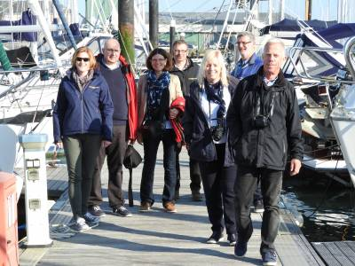 New Boatshed brokers for France