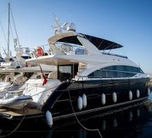 Princess 82 for Sale - On the Top