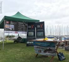 Haslar Marina Open Day with Rib X and Boatshed Portsmouth