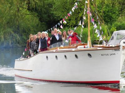 Come and meet Boatshed Suffolk at Beccles Charter Weekend