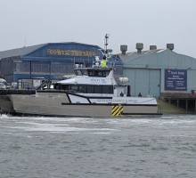 Boatshed partners with PSP Logistics on used commercial vessels