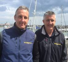 Welcome to David and Kevin of Boatshed Hayling Island