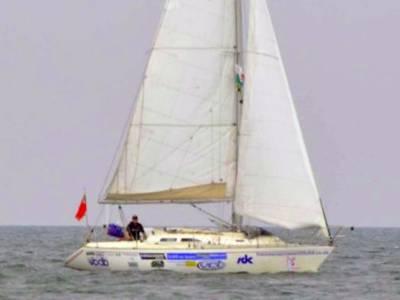 Alex Round Britain Challenge - Ahoy from Stornoway
