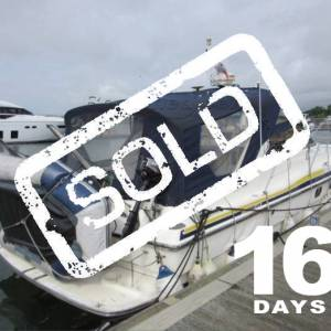 Another boat sold by Boatshed - in 16 days!