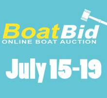 The next BoatBid auction commences this Friday 15th July
