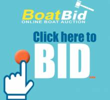 Boatbid auction ends at 6pm.