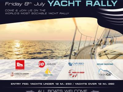 2016 Ocean Village/Boatshed Gibraltar Morocco Yacht Rally