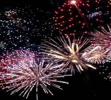 Enjoy Fireworks Over Plymouth Sound