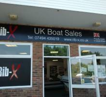 Rib-X Demo Day with Boatshed Hayling Island