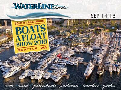 Waterline Boats at Boats Afloat 2016!