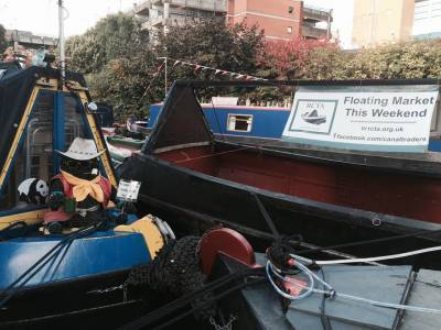 Roving Canal Traders to Return to Birmingham