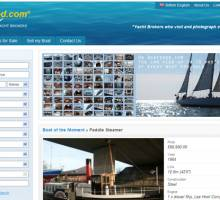 NEW LOOK BOATSHED.COM WEBSITE LAUNCH