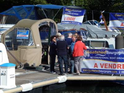 Decize Boat show...First Impressions