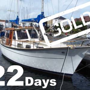 Another boat sold by Boatshed -  in 22 days!