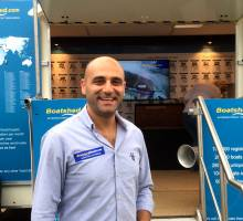 Boatshed Kuwait visit the Southampton Boat Show
