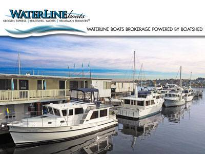 Seattle Lake Union Moorage Available