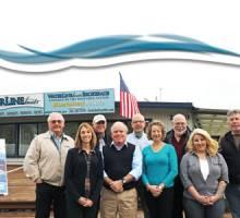 Waterline Boats Renews Boatshed License
