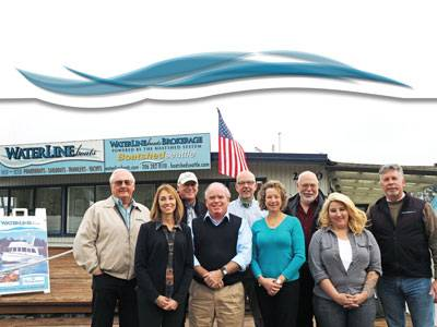 Waterline Boats Renews Boatshed License