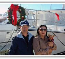 California Cruising Couple Creatively Conceives Commodious Customizations