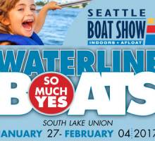 2017 Seattle Boat Show...South Lake Union...