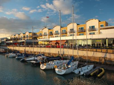 Boatshed Brighton and Malmaison Brighton Hotel Make Friends-With Benefits For You!