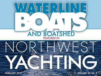 Waterline Boats & Boatshed Make Nautical News!