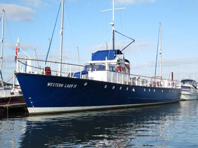 Historic Devon craft for sale with Boatshed Plymouth Yacht Brokers.