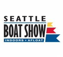 Boatshed Seattle and Waterline Boats at the Big Seattle Boat Show