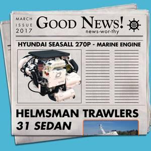 Good News For Helmsman & Hyundai