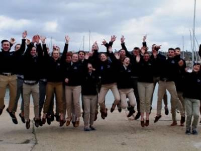 UKSA cadets set sail on dream career