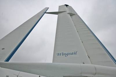 Wing for a Sail! Kent Yacht Brokers investigate