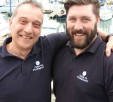 Double award for charity sailing instructors