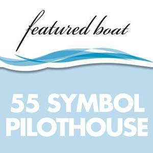 Waterline Boats Featured Boat - 55 Symbol Motoryacht