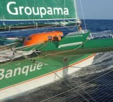 Groupama back on track for Jules Verne Trophy