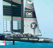 Virtual 'seventh crew member' to help Ben Ainslie's Land Rover BAR
