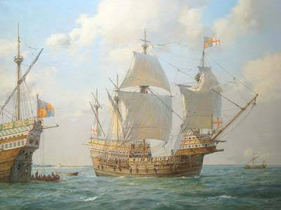 """Boatshed Port Solent joins the """"New Crew"""" of the Mary Rose"""