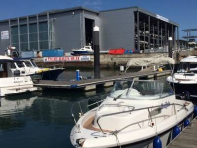 Yacht Haven Quay, Plymouth