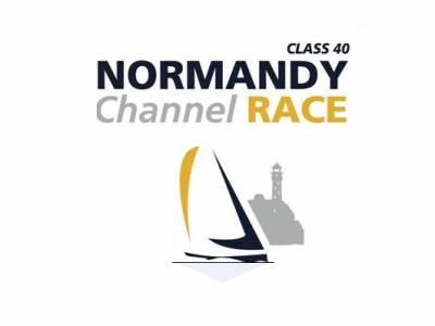 Class 40 Normandy Channel Race news