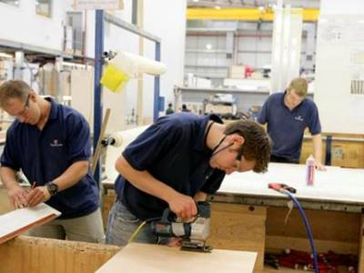 Applications now open for Fairline Yachts apprenticeship programme