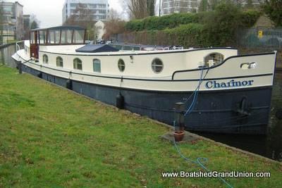 Boatshed Grand Union's Grand Sale