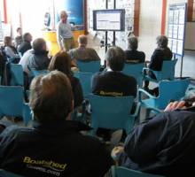 2010 European Boatshed Conference in Portugal