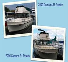 Boat of the Week Two Pre-Owned Camano 31s