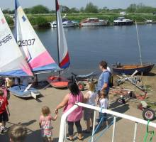 Free Sail Open Day at Yorkshire Ouse Sailing Club