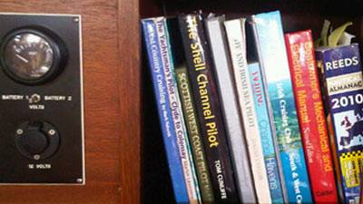 Whats on your boat book shelf? Sponsored by Boatshed.com