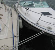Insurance, whatever type of boat we still have to pay for something we hope never to use!